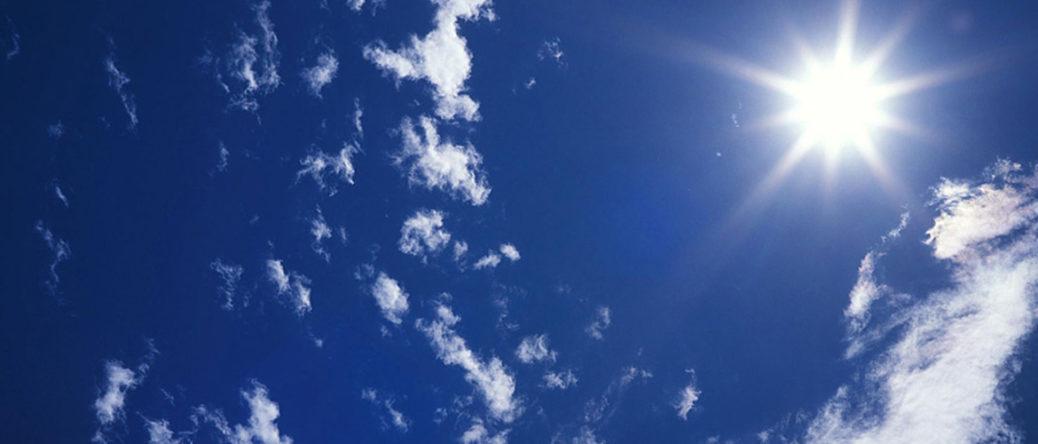 sunshining